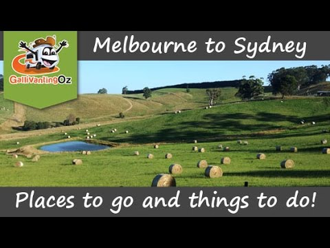Melbourne To Sydney By Camper