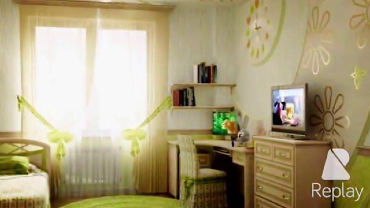 Комнаты для Девочек Дизайн от Отделки до Мебели (Комната для Девушек Дизайн)