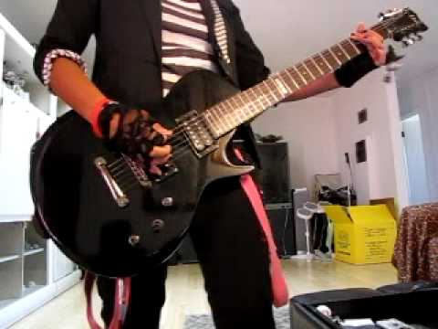 My Chemical Romance- Party Poison [GUITAR COVER] mp3