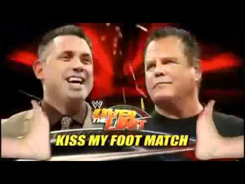 93933d07e749 WWE Over The Limit - Jerry Lawler vs Michael Cole - YouTube