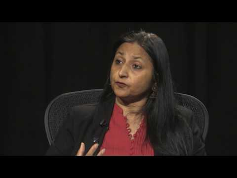 ST World Affairs-  Cupertino Mayor Savita Vaidhyanathan