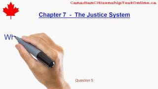 THE HARDEST QUESTIONS for Chapter7 CANADIAN CITIZENSHIP TEST 2016- 2017