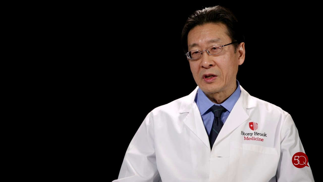 Five Questions with Dennis Choi, MD, PhD