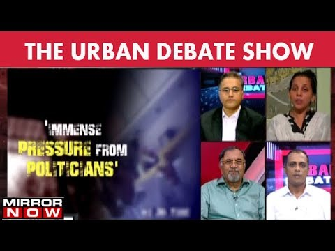 Maximum city, maximum corruption – The Urban Debate (July 10)