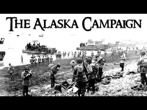 Forgotten Battles of World War Two: The Frozen Campaign in Alaska