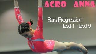 Annie's Gymnastics Evolution - Bars