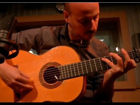 The Flamenco Thief (UK) @ Бинар Live (Bulgarian National Radio, 26.08.2014)