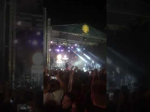Я поднимаюсь над землёй (Баста feat.Алёна Омаргалиева)-концерт ♥️