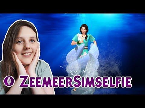 SimSelfie ❣ Kympulse Als Zeemeermin ◊ De Sims 4
