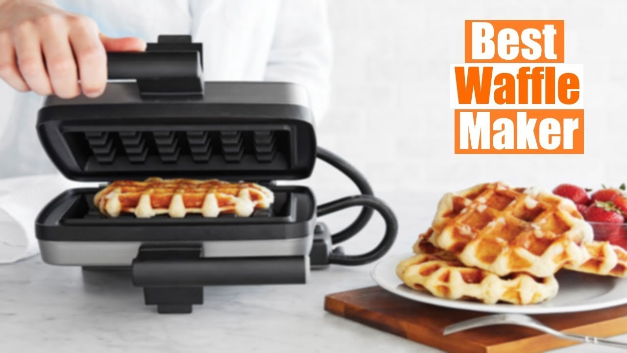 Best Waffle Maker 2019 10 Best Waffle Maker 2019   Waffle Maker Reviews and Buying Guide