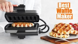 10 Best Waffle Maker 2020 | Waffle Maker Reviews and Buying Guide