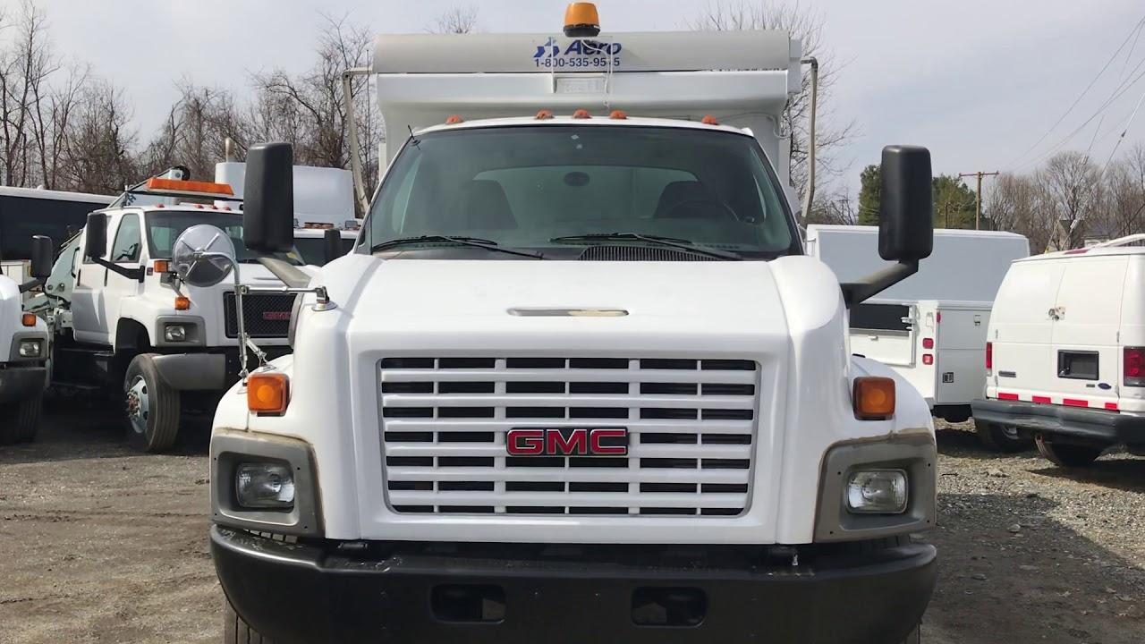 Lewis Motor Company 2005 Gmc C7500 Dump Truck 10 Steel Body For Sale On Ebay Youtube