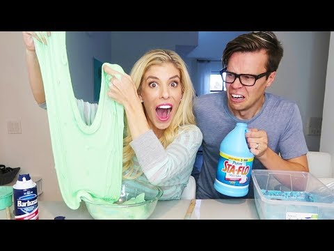 Mixing and Fixing All of Rebecca's Slime Collection!