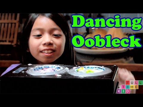 How to Make Oobleck | Full-Time Kid | PBS Parents