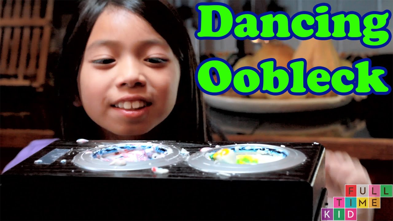 How to Make Oobleck | Full-Time Kid | PBS Parents - YouTube