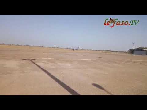 Lancement officiel des vols quotidiens de la ligne aller retour Ouagadougou Bobo Dioulasso