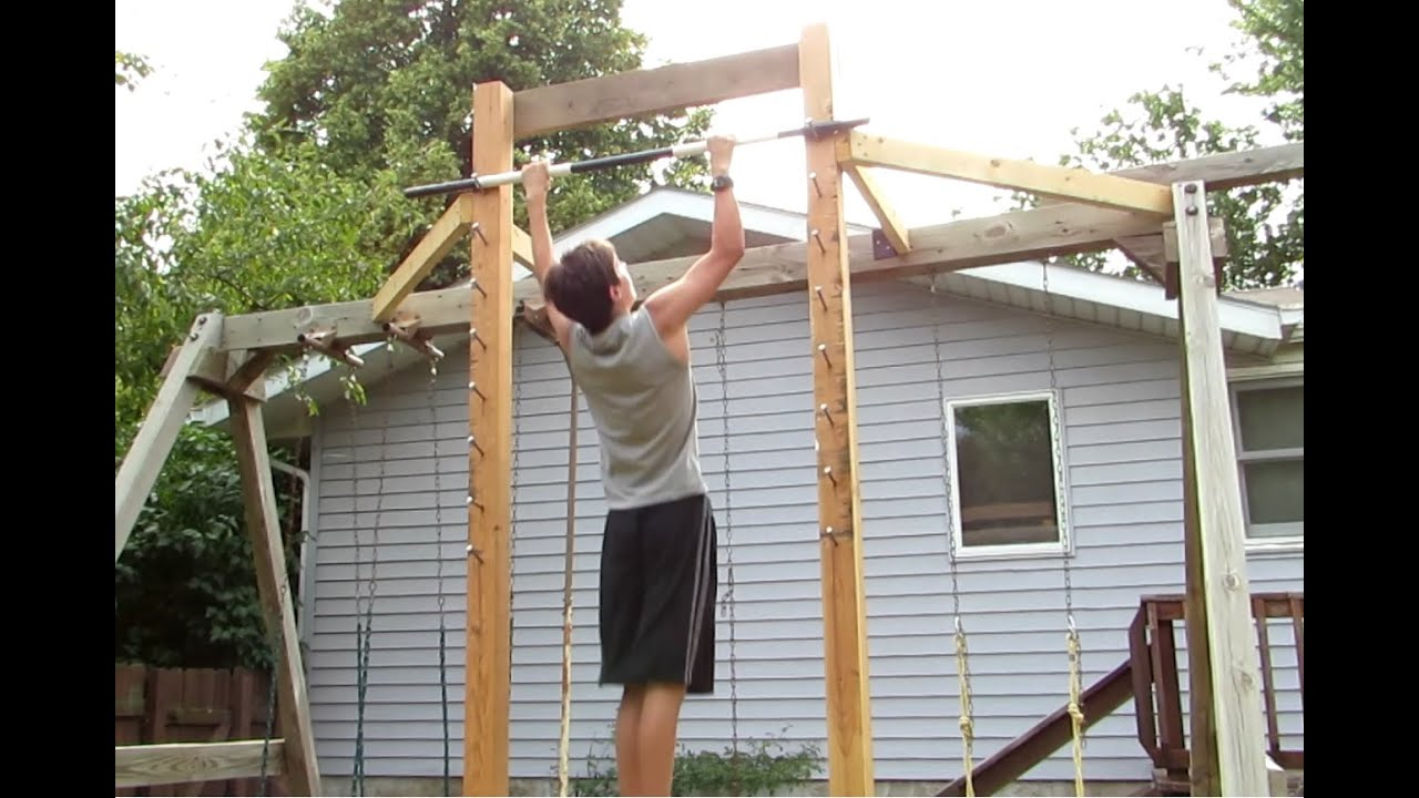 How To Design Your Own Home Plans Build A Salmon Ladder American Ninja Warrior Training