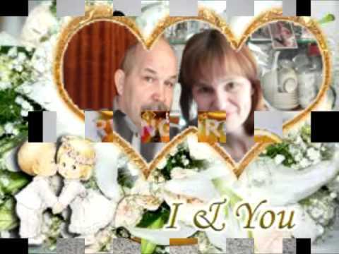 Поздравление с днем рождения любимому мужу! - YouTube