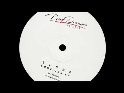 Sebbe - Emotions (Original Mix)