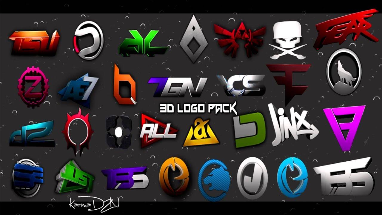 Clan Logo Pack KarmaDZN - YouTube