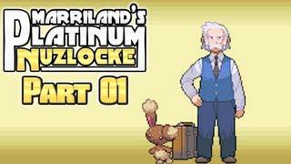 Pokémon Platinum Nuzlocke, Part 01: It