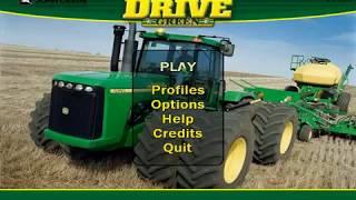 John Deere Drive Green #1