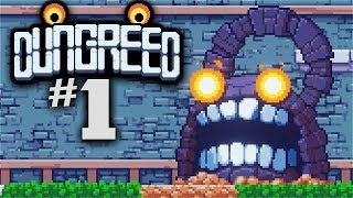 Dungreed - LEVELING UP! - Let's Play Dungreed Gameplay Part 1 ( 2D Rogue-LITE)