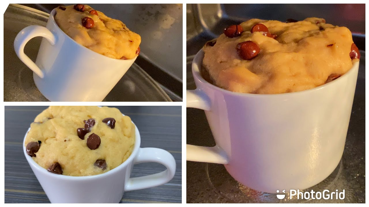 2 Minute MUG Cake | Peanut Butter | Microwave | Cake ...