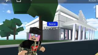 Roblox Music video GUCCI GANG
