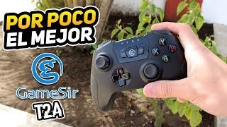 ¿El Mejor Gamepad Para Android, Windows & Xbox One? - GameSir T2a Review Español
