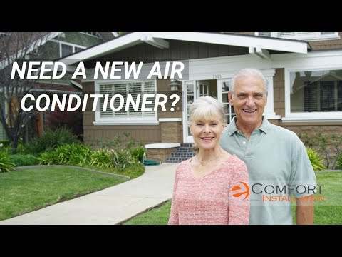 How To Get Your Air Conditioner Replaced On-Demand With EComfort Installation