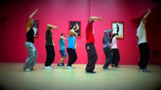 """Gyptian - Rude Boy Shufflin"" Ragga Dancehall Choreography by Andrey Boyko"
