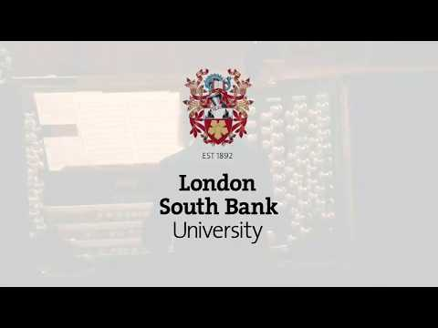Graduation LSBU 2017