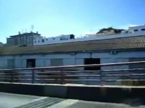 Tourist - Arriving Lisbon