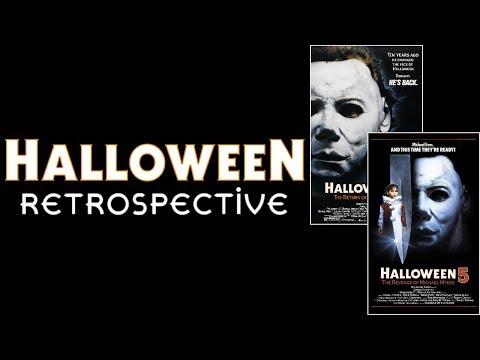 """Подробный обзор серии """"Хэллоуин"""" (Часть 2/5) [Хэллоуин 4 & 5: Возвращение / Месть Майкла Майерса]"""