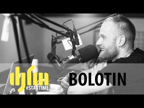 DJFM #startime #012 Андрей Болотин