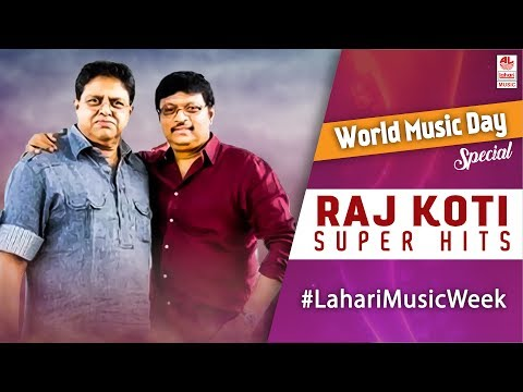 Raj - Koti Telugu Super Hit Songs | Telugu Classic Songs | World Music Day 2017