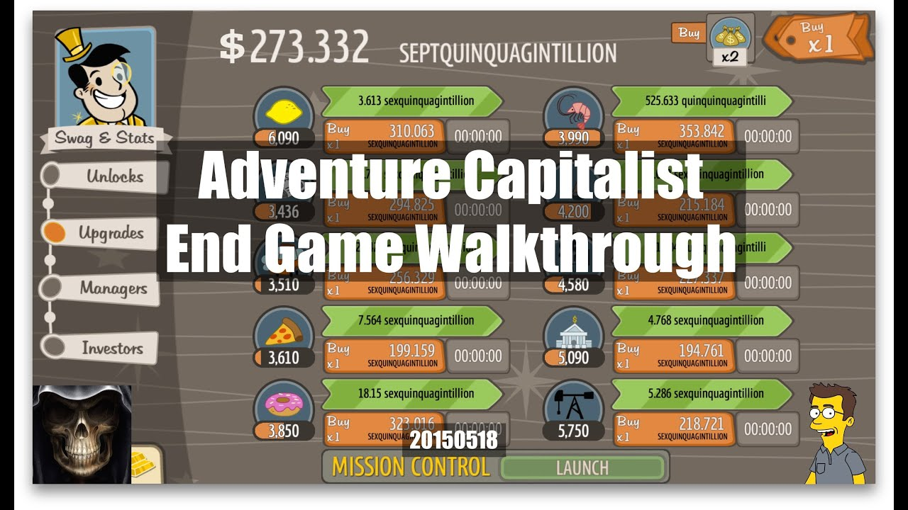 AdVenture Capitalist Strategy Guide: 5 Tips to Get More ...