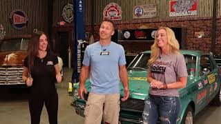 Team Mustang Girls get ready for Hot Rod Power Tour 2018 with a fresh carburetor from Holley