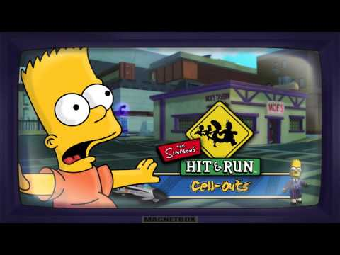 The Simpsons Hit & Run   CellOuts