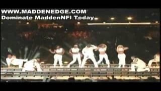 Black Eyed Peas, Slash,   Usher Super Bowl Xlv Halftime Show Performance(full) 2011