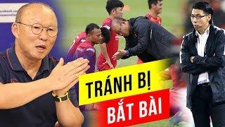 Thầy Park úp mở về sát thủ hàng công ĐT Việt Nam đấu Malaysia