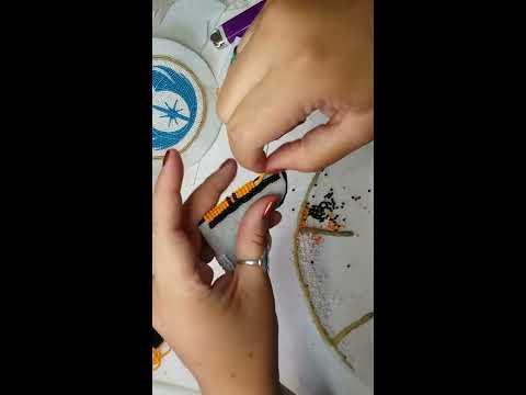 Edging Native Beadwork, Part 2 of 3
