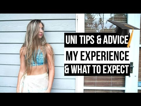 My University Experience Australia | Starting Uni Tips, Coll