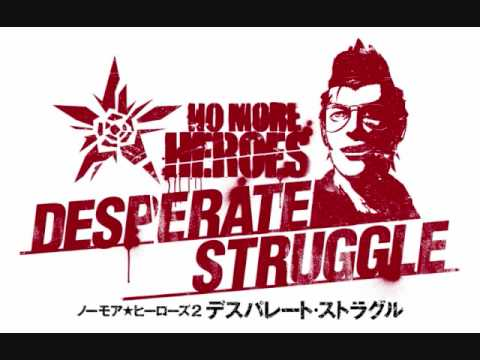 No More Heroes 2: Desperate Struggle Music - Philistine (w/ lyrics)