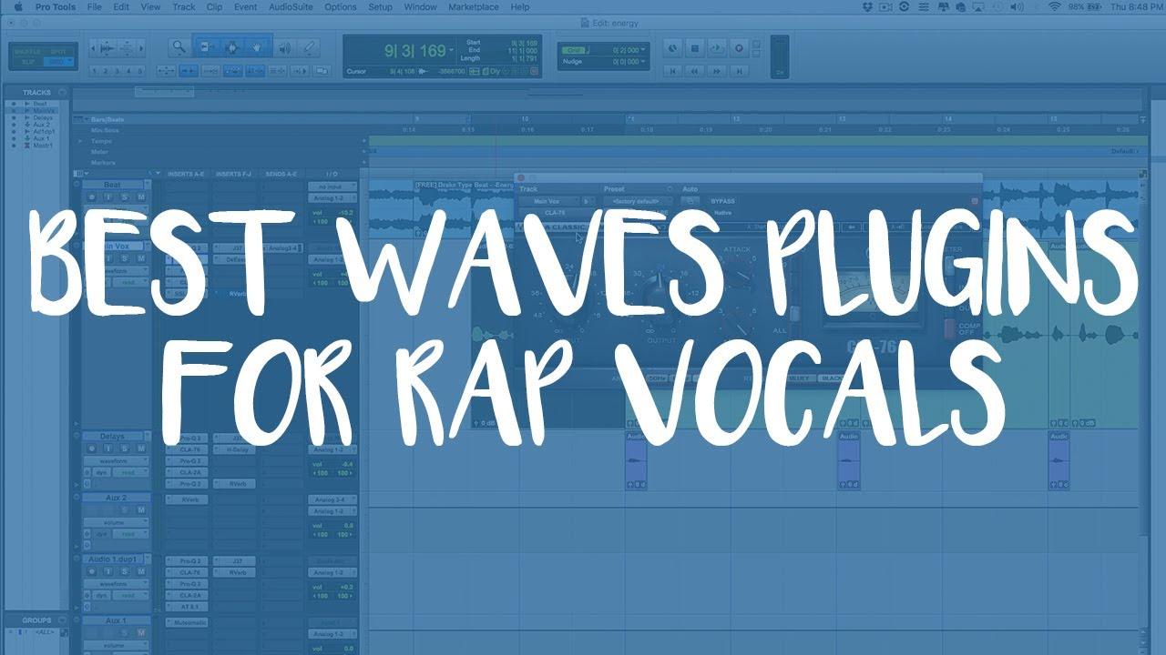 the best waves plugins for rap vocals youtube. Black Bedroom Furniture Sets. Home Design Ideas