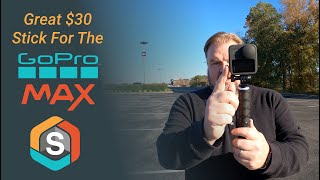 Best GoPro Max Invisible Selfie Stick Options