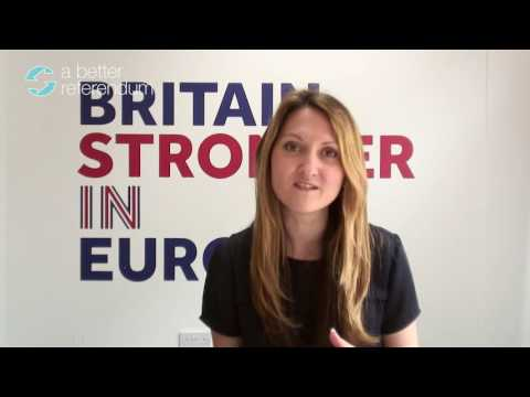 Britain Stronger in Europe on the Regions and Nations