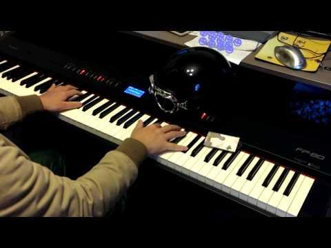 林夏薇 - 很想討厭你 (單戀雙城 Outbound Love 主題曲) [鋼琴 Piano - Klafmann]