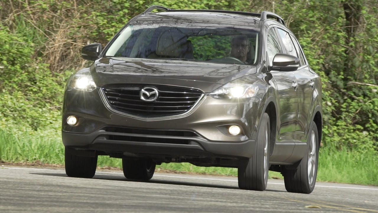 2015 Mazda Cx 9 Review Autonation Youtube